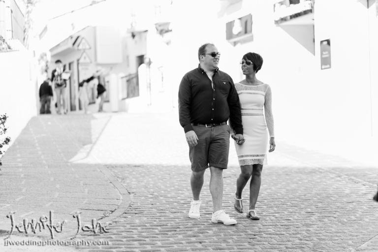 engagement photography shoot marbella photographer jennifer jane